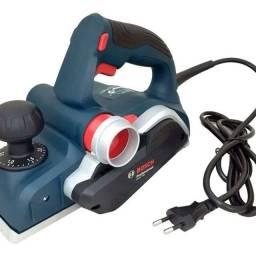 Plaina Elétrica Professional Gho 700 Bosch 700w - 16500 Rpm