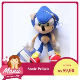 Sonic - Pelúcia
