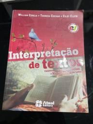 Livro Interpretação de Textos Português