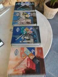 Livros 3°ano sistema PEC