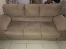 Sofá 3 lugares super confortável