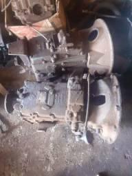 Cambio ZF 6 marchas volvo e cambio Scania