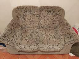 Vendo sofá  2 lugares