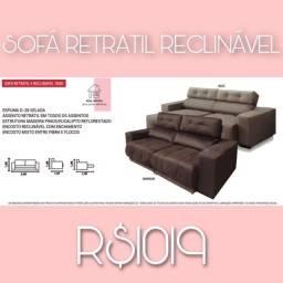 Sofa marrom