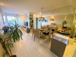 Apartamento Premium Residence com 3 Quartos sendo 1 suíte na Mangabeiras em Maceió