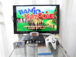 Nintendo 64 - 100% Funcionando.