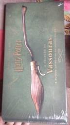 Harry Potter: A Coleção de Vassouras (NOVO)