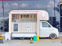 Food truck Lifan Foison 2016