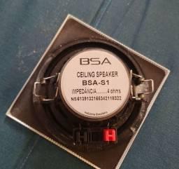 Andarela Caixa Embutir BSA/BRAVOX S1 60W HOME SOM AMBIENTE ACÚSTICO