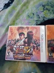 Título do anúncio: Super Street Fighter 4 para Nintendo 3ds e 2ds