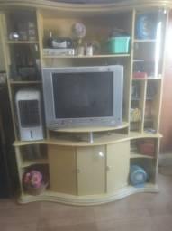 """Estante com TV 29 """""""