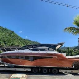 Real 40 HT Lancha Hard Top Modelo 2021 - Real Powerboats !