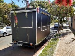 Trailer-Food truck 2018