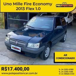Mille Economy 2P 2013 com Ar Condionado