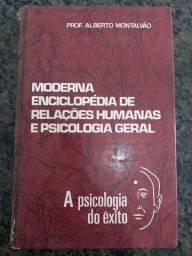 Moderna enciclopédia de relações humanas e psicologia geral