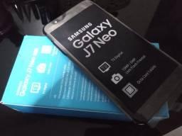 Samsung J7 vendo ou troco