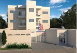 Apartamento com 2 dormitórios à venda, 66 m² por R$ 235.000 - Parque Novo Mundo - American