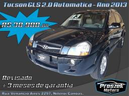 Hyundai Tucson GLS 2.0 Automática - Ano 2013