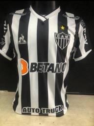 Nova camisa do Atlético mineiro galo