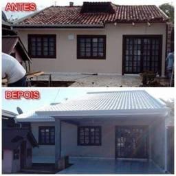 Construção e Reformas em geral serviços de qualidade