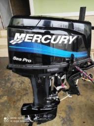 Mercury Sea pro 25 - 2017 parcelo no cartão de crédito.