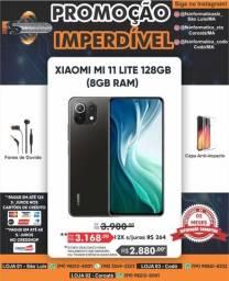 Xiaomi Mi 11 Lite 128/8GB lacrado