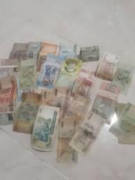 """Dinheiro antigo """"colecionador"""""""