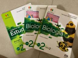 Biologia Projeto Múltiplo Volume 2