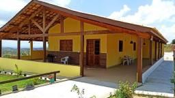 Casa nova na zona rural de Gravatá PE - Ref. GM-0231