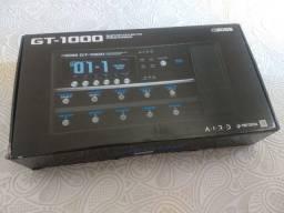 Título do anúncio: Pedaleira BOSS GT-1000