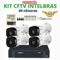 MOniToAMento Via SmartPhone KIT 04 Cameras Completo