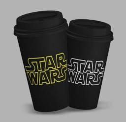 Copos StarBucks Star Wars