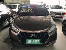 Título do anúncio: Hyundai HB20 1.0 Unique 2019