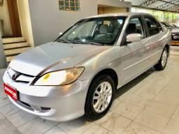Civic 2005 LX 1.7 $21900 (atenção leia a descrição do anúncio )