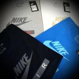 Camisas Nike malha Premium