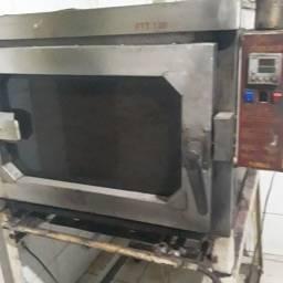 Vendo um forno  um cilindro uma mesa de mármore