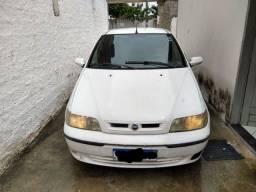 Siena 1.0 2001 - Completo - Branco