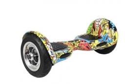 """Scooter eletrico Smart Balance moumtain rodas 10"""" hip hop"""