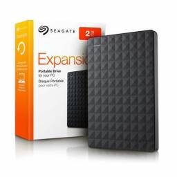 Hd Externo 2TB / USB 3.0 - Seagate Expansion - PS4