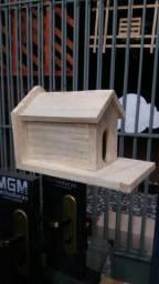 Casa para papagaio