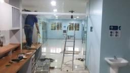 Vidraçaria instalação e manutenção