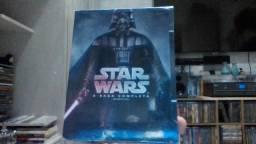 Blu-ray Coleção Star Wars - A Saga Completa Lacrado