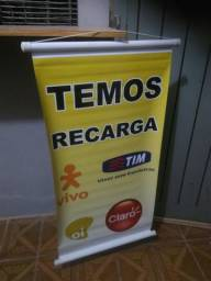 Banner para recarga de celular