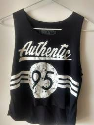 T Shirt Cropped Authentic