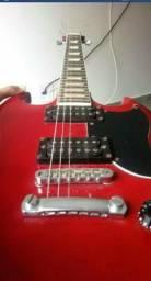 Guitarra SG Dolphin