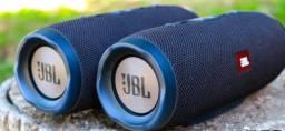 Caixa de Som JBL Charge 3 Bluetooth 20W. prova d'água. Nova Lacrada Original