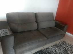 Vendo sofá retrátil reclinável 2,50 mts