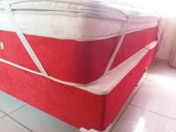 Cama de casal King Box