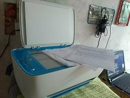Vendo impressora e notebook usado