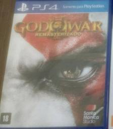 God Of War 3 (PS4) mídia física